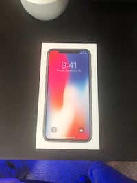 iPhone X 64 GB Space Gray 10/10 UNLOCKED Guelph, N1G 5H2