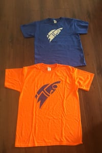 Brand new orange boys XL and blue large wore couple times Edmonton, T6L 6X6