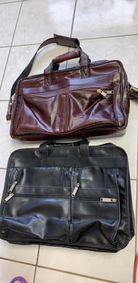 Laptop leather bag ,clean and nice Calgary, T2B 3G1