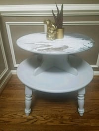 Vintage Side Tables La Plata, 20646