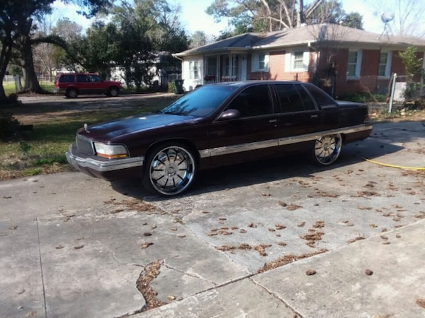 Used Buick Roadmaster 24s For Sale In Warner Robins Letgo