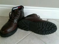 brown tommy hilfiger boots  Whitby, L1R 1L7