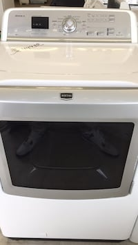 white and black front-load clothes washer Mount Clemens, 48043