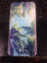 Palm tree phone case for Samsung Galaxy S7