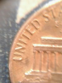1985 HEAVY DOUBLED DIE CENT Glen Cove