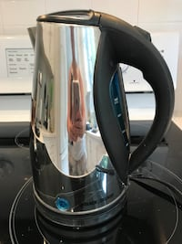 Stainless Steal Black&Decker Electric Kettle Montréal, H3J 2R1