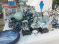 Assorted light up dolphin collection and candles Spokane, 99223