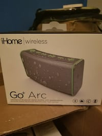 iHome Go+ Arc wireless speaker box Burke, 22015