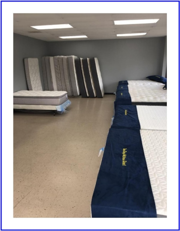 king mattress and box spring  - Prices Vary!
