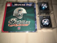 Miami Dolphin lot....New Condition....Wb Meet only  Wilkes-Barre, 18702