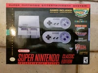 Super Nintendo classic edition Entertainment Syste Miami, 33173