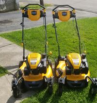 Lawn mowing Export