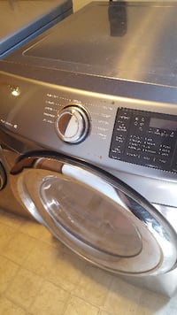 black and gray front-load clothes washer Bloomfield