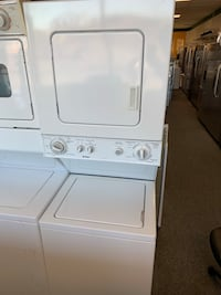 white stackable washer and dryer Woodbridge, 22192