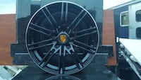 "20"" Porsche Cayenne wheels 5x130 New Set Sterling Heights, 48310"