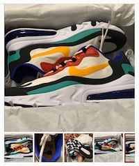 NIKE AIR 27C *NEW IN BOX*  SIZE: 11.5    NWT New York, 10461