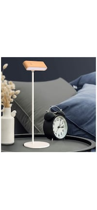 New LED Desk Lamp [Noble Wooden Magnetic Dimmable 360°Rotatable]
