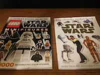 Star Wars Sticker Books