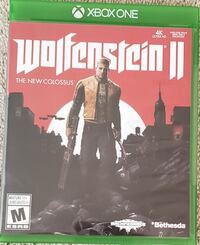 Wolfenstein II (for XBOX ONE) Toronto