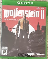 Wolfenstein II (for XBOX ONE)
