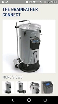 GrainFather all grain brewer Los Angeles, 91331