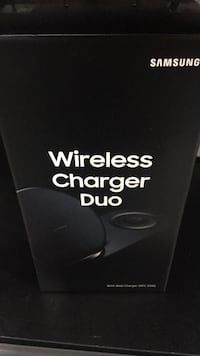 Wireless charger Duo Mississauga, L4W 1Z7