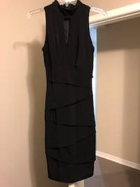 Women's black sleeveless dress Toronto, M4A