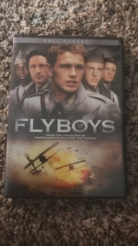 Flyboys fullscreen dvd Casper, 82609