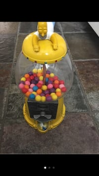 Homer Simpson gumball machine West Hollywood, 90069
