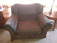Large comfy chair