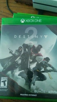Destiny 2 Xbox One game case San Antonio, 78230