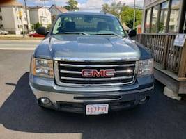 2012 GMC Sierra 1500 4WD Regular Cab Work Truck MW