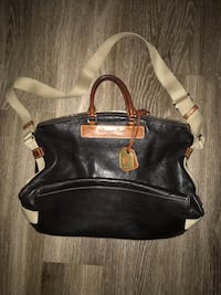 leather dooney and bourke bag