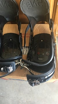 Snowboard  bindings Livermore