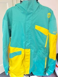 Session snowboard jacket size men's L Foster City, 94404
