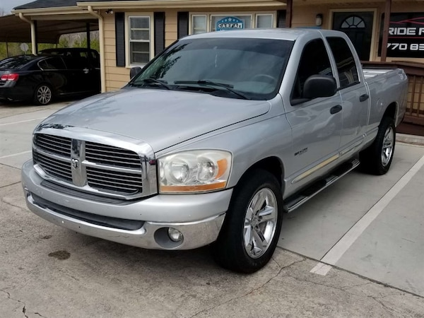 Used Dodge Ram 1500 For Sale >> Dodge Ram 1500 2006