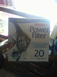 Whisper Power FIlter box