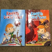 Graphic Novels for children Vaughan, L4J 4V3