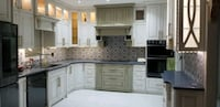 Refacing Kitchen and washroom