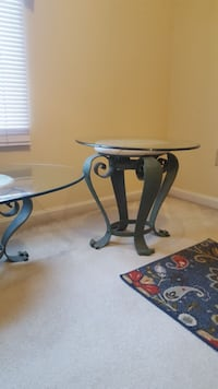 Coffee and end table cost 500 new