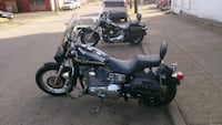 black and gray touring motorcycle Louisville, 44641