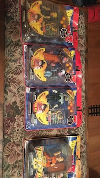 four packs of Dragon Ball Z action figures Brookside, 35214