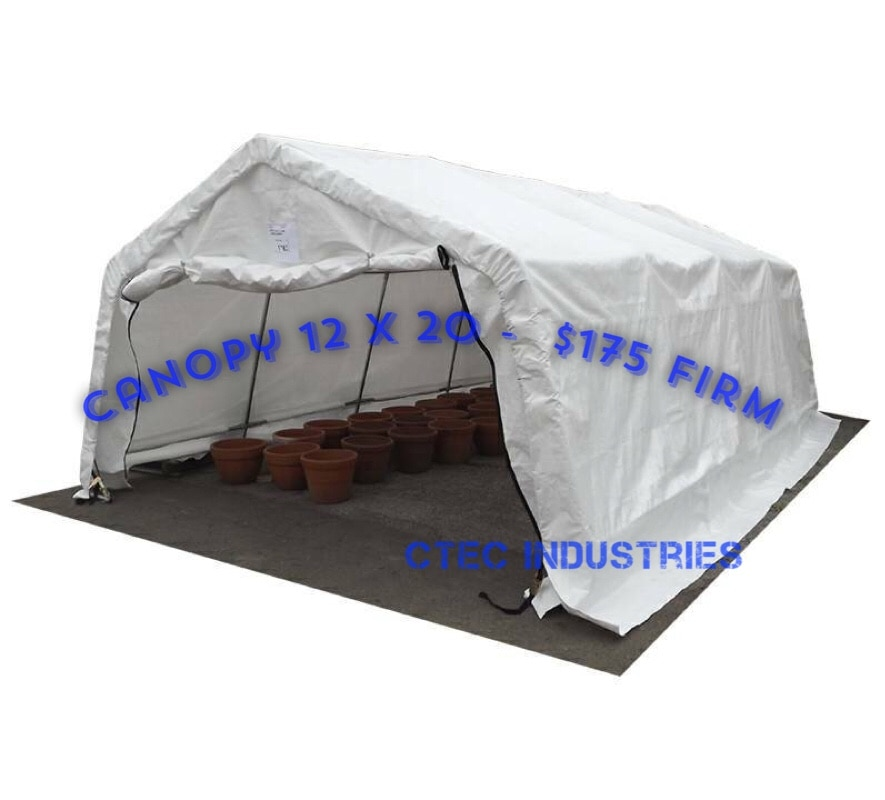 Used STEEL FRAME WHITE CANOPY 12 x 20 TENT for sale in Los Angeles - letgo  sc 1 st  LetGo & Used STEEL FRAME WHITE CANOPY 12 x 20 TENT for sale in Los Angeles ...