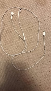 Apple EarPods Lightning Connector Norwalk, 44857