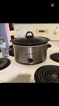 Stainless Steel Crockpot / Slow Cooker Markham, L3P