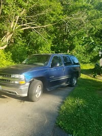 Chevrolet - Tahoe - 2001 Knoxville