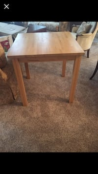 Square Oak Table Dunn Loring, 22027