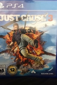 Just cause 3 ps4  Vaughan, L6A 2W5