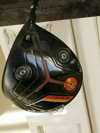 RH Cobra King F7 Regular Flex Driver  Mississauga, L5W 1Z1