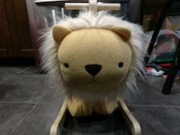 Rocking lion toy Chicago, 60647